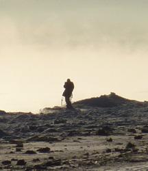 Wandering over the fog with Casper David Friedrich