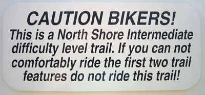 It's tough up on the North Shore