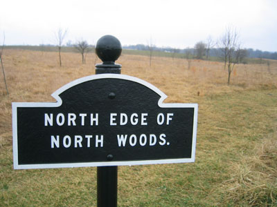 North Woods death march