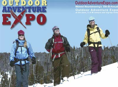Best North Shore at the Outdoor Adventure Expo