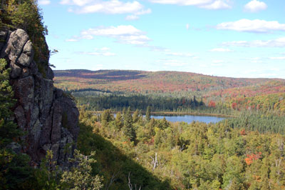 North Shore colors: Remember the Superior National Forest