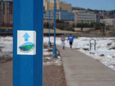 First stretch of Superior Hiking Trail open for summer!