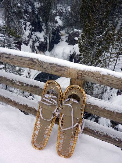 Snowshoeing: Back to the Future