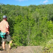 Duluth to Two Harbors Hike part 2: Hartley Park to Martin Road