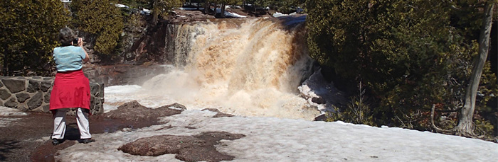 Spring waterfall season: 3 raging rivers to watch