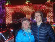 Bentleyville Duluth Tour of Lights is here!