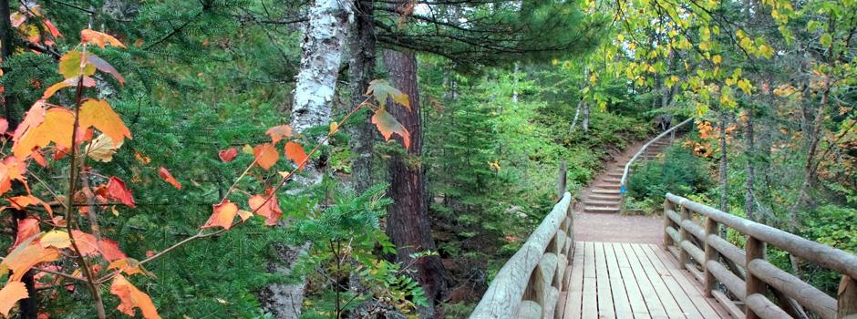 We love the Superior Hiking Trail