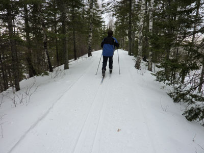 On the ski trail with Sigurd Olson