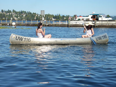 """Seattle Style"" canoeing: one trend to avoid"