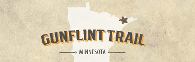 Spring thaw on the Gunflint Trail