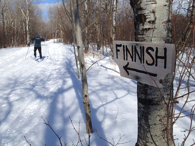 Bonus season: take another lap around the ski trails
