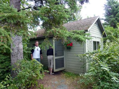 Sig's shack