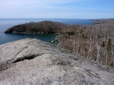 Climb Day Hill at Split Rock Lighthouse State Park