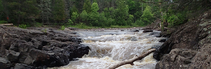 Knife River hiking: new trailhead, shorter trail
