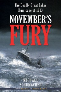 November's Fury book cover